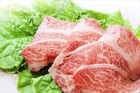 サシがきれいに入った上質な宮崎牛