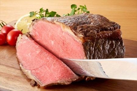 宮崎牛モモ肉のきれいな赤身